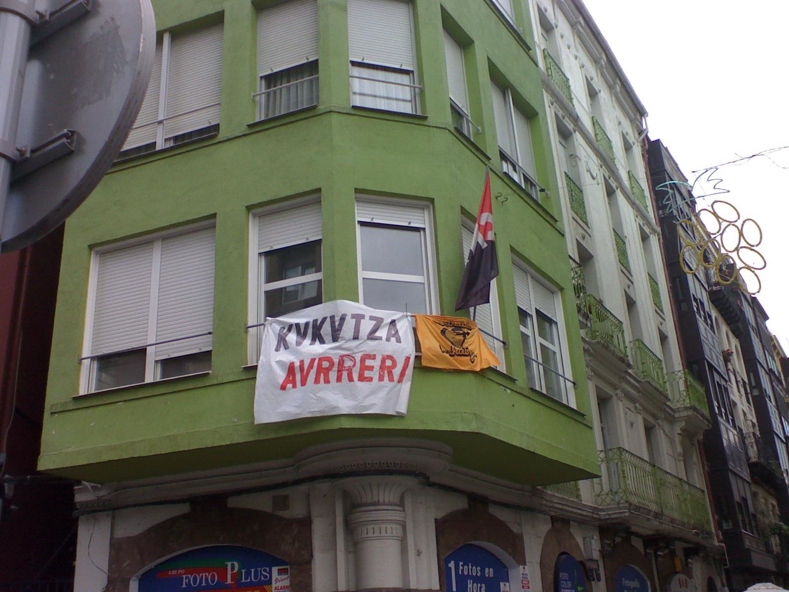 CNT in Bilbao